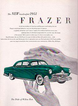 Kaiser-Frazer Automobile 1951