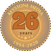 keystone media 26 years!